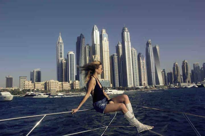 Al Marsa Dubai- Twin Room- Dubai Marina/JBR beach