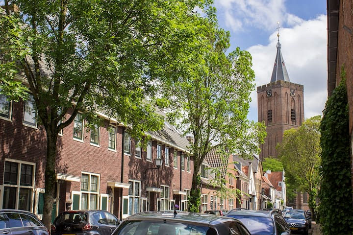A way of life in Naarden-Vesting - Naarden - Haus