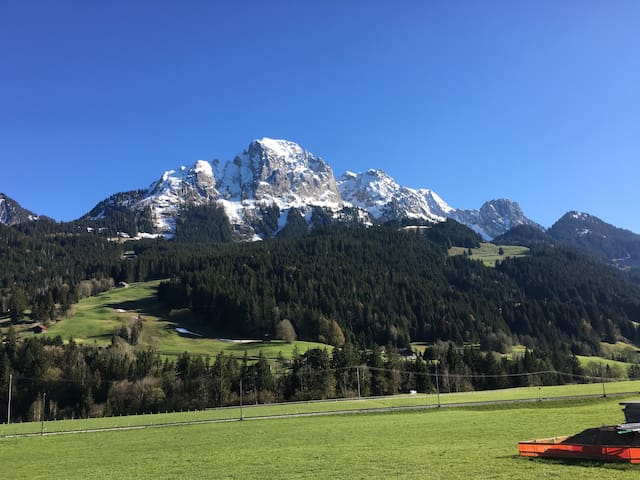 A magic place in Rougemont - Gstaad