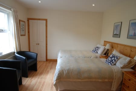 Aaranmore Lodge superking or twin bedroom - Portrush - Bed & Breakfast