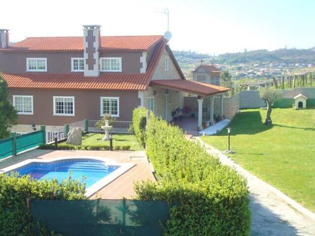 Casa rural Pontevedra para 12 pax - Pontevedra - Rumah