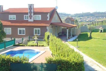 Casa rural Pontevedra para 12 pax - Pontevedra - Talo