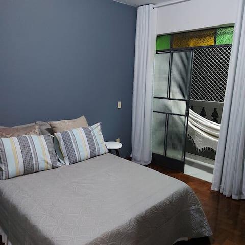 Apartamento aconchegante com excelente localização