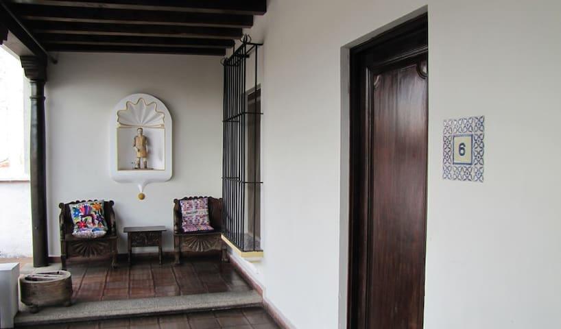 Casita Buena Vista Antigua Guatemala - Antigua Guatemala - Apartment
