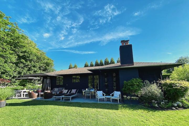 East Hampton Village Home