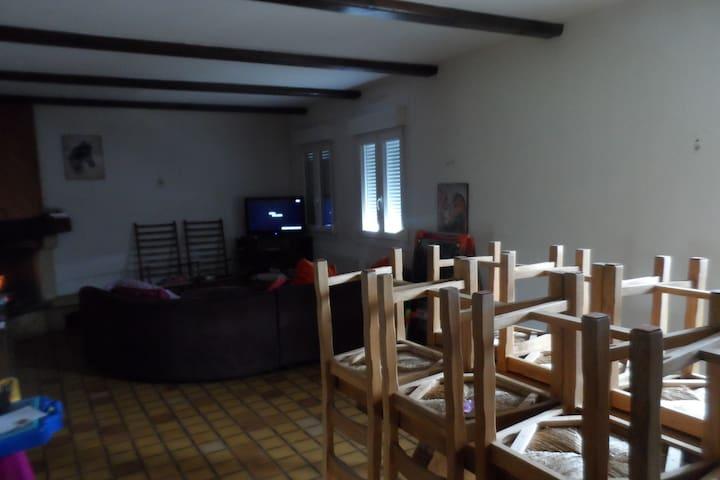 Maison de campagne - Martigny-les-Bains - House