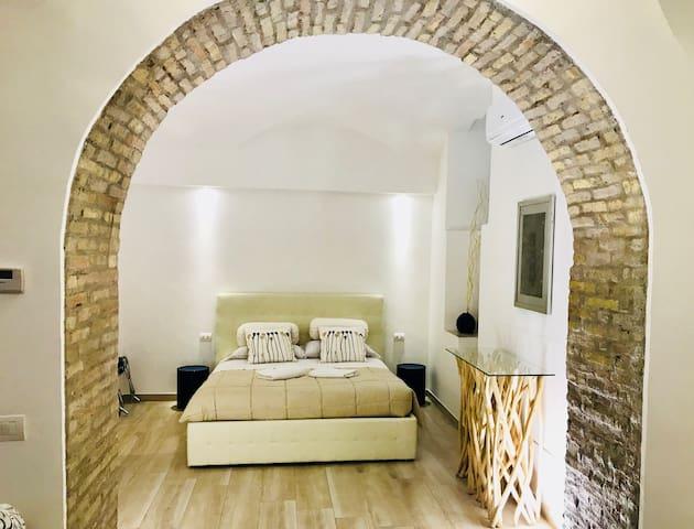 Appartamento di design al centro di Roma