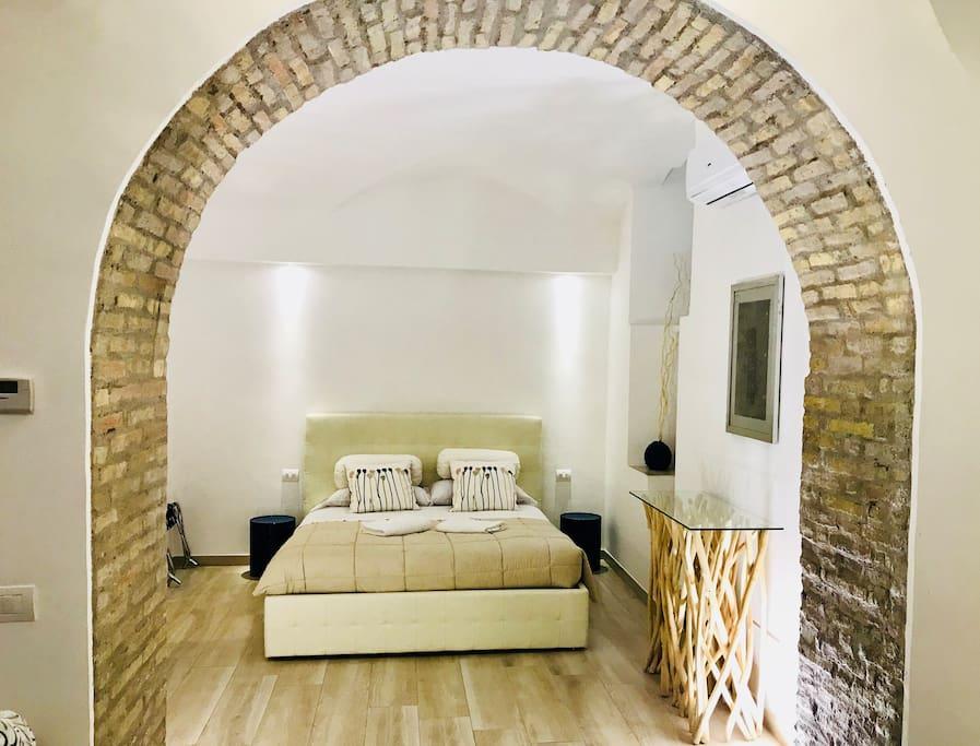 Appartamento di design al centro di roma lofts for rent for Appartamento design roma