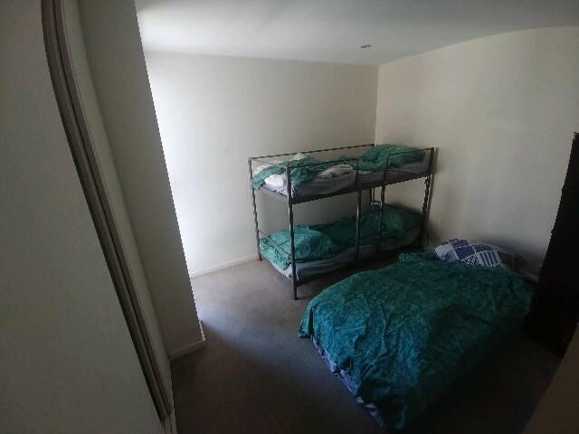 Bed in 3 people dorm in CBD