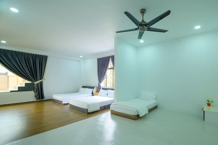Mersing Maple Villa ROOM A