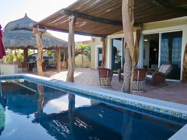 Beachfront Estate with Pool near Nine Palms