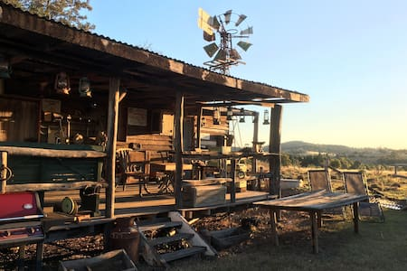 Rangeview Outback Hut