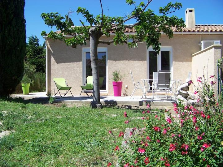 Maison avec jardin à Villeneuve les Avignon
