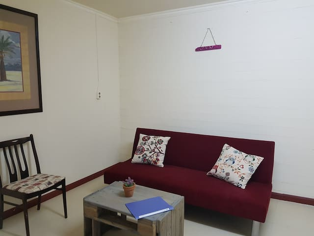 Nice comfortable studio MULA near beaches