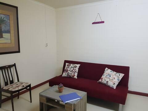 Nice comfortable studio MULA near beaches