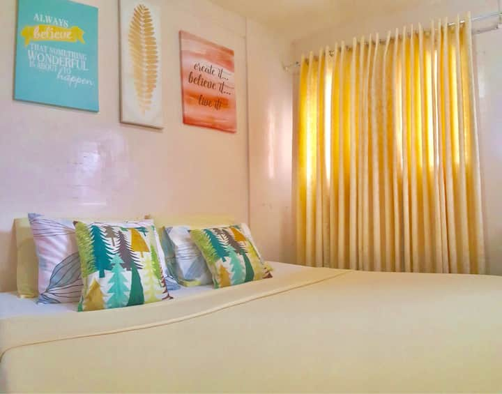Charming 2BR Ideal for Budget Travellers/ Big Grp!