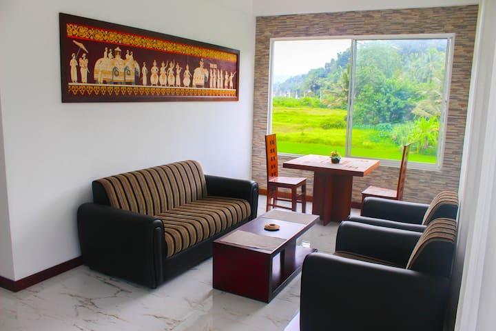 Kandyan Village  Luxury Apartment and Rooms