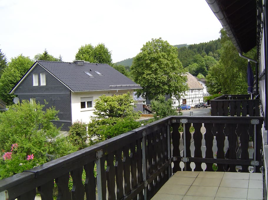 Balkon App Desiree