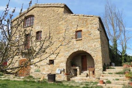 Habitaciones Masia en medio de un parque natural - Sant Vicenç de Castellet - Ev