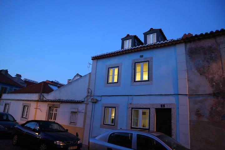 Villa Carnide - Lisabon - Dům