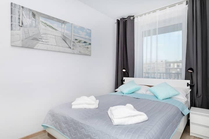 One-bedroom Apartment | Os Bursztynowe III B36
