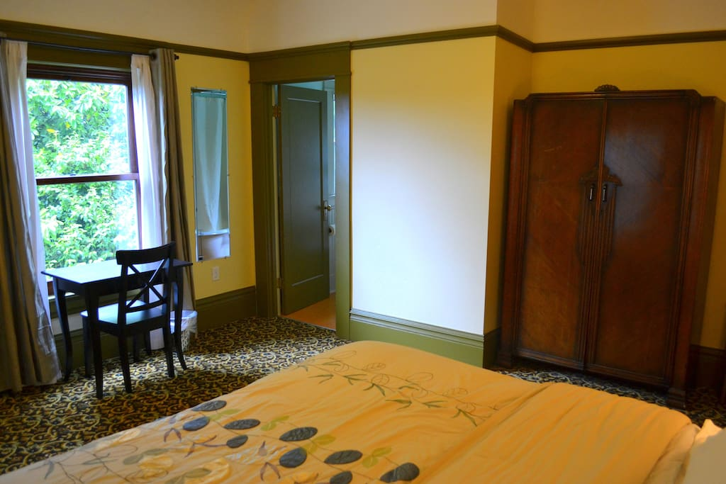 Comfortable, Spacious and many helpful amenities