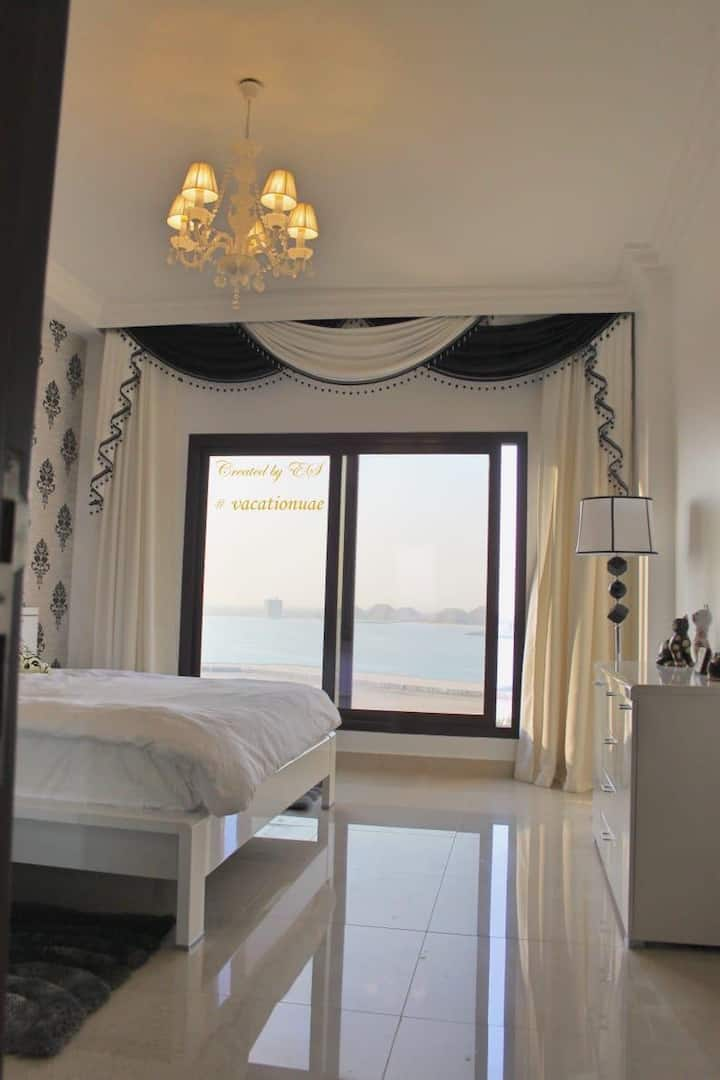 Amazing sea view fullyfurnished 1bedroom apartment