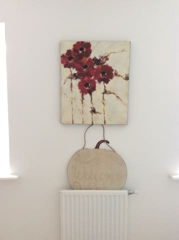 Single/double room in a house - Dartford - Dům