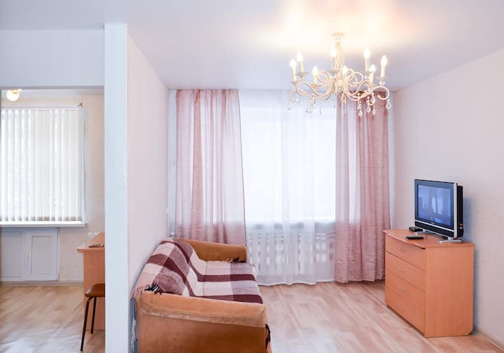 Квартира в ЦЕНТРЕ - сутки, сессии, командировки