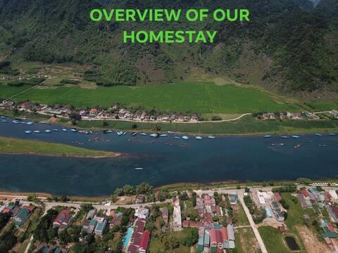 Green Riverside Cosy Home - Twin room 1