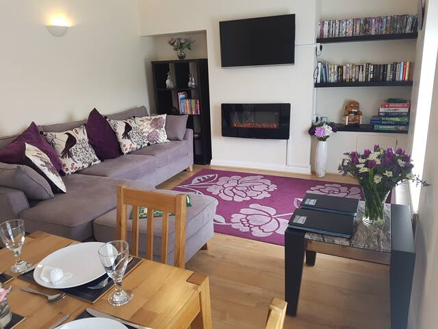 Beautiful Apartment near Saundersfoot & Tenby