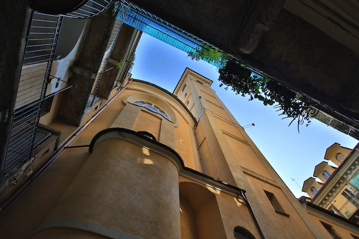 AL9 flat, nel cuore di Torino