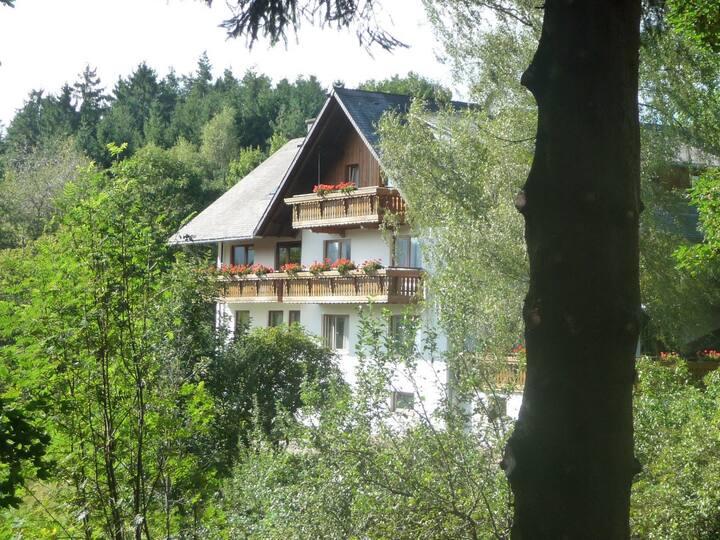 Landhaus Valentin Appartement Schwarzwaldbahn