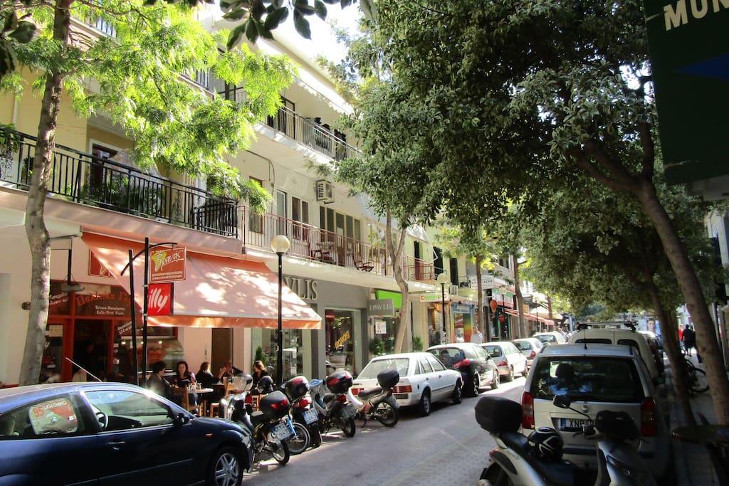 Angel Elegant Studio Downtown Chania Apartments For