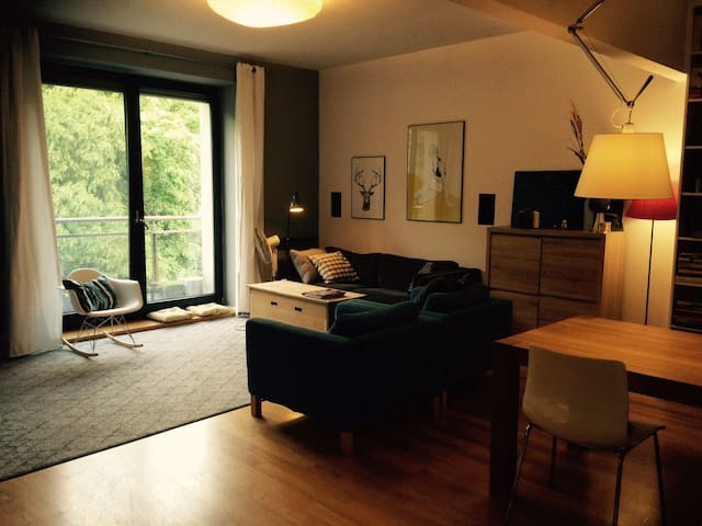WarsawParkApartment - Warsaw - Apartment