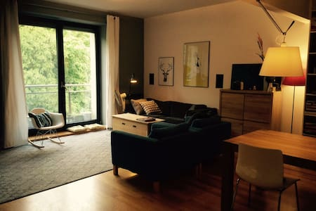WarsawParkApartment - Warschau - Appartement