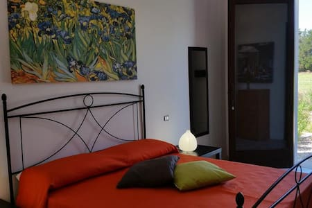 Farm stay Occhineri - Double Room UL - Campi Salentina