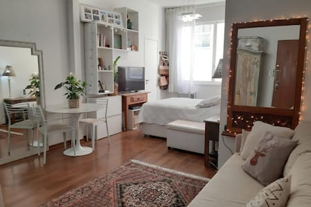 Comfortable Studio near Leblon's beach