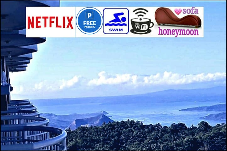 Honey❤️Casa-J 1BR №pay🅿️ +Pool +Netflix