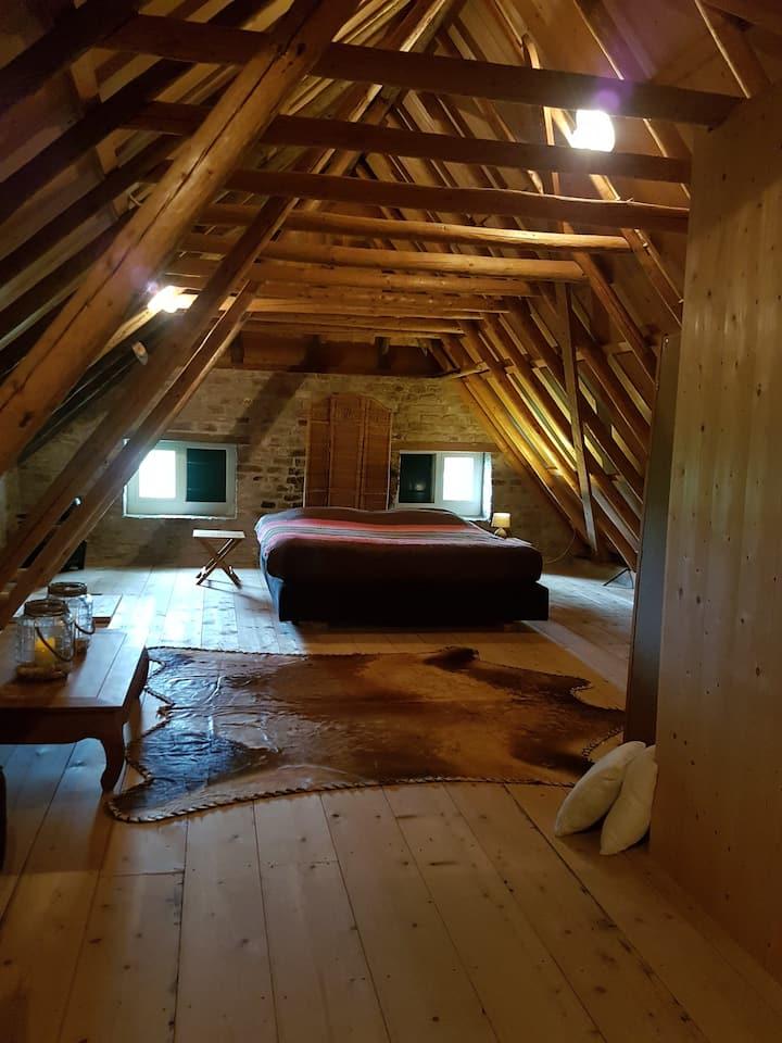 Landelijk/Rustiek Logeren op erfgoed Oldenbosch 3