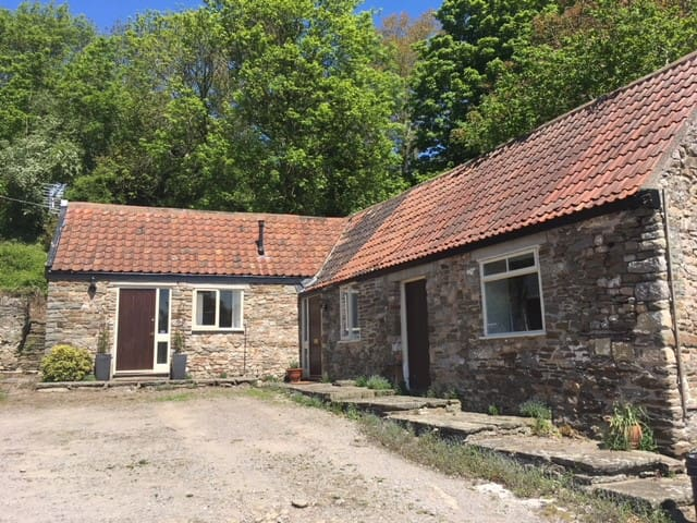 Woodland cottage in the heart of Clevedon