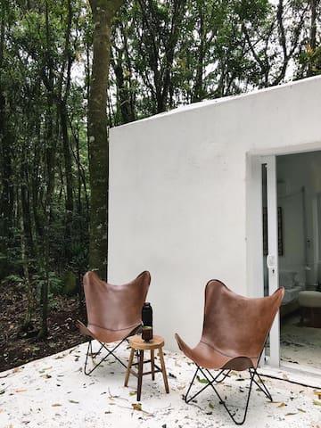 Olinda 4 Incrível tiny house na serra