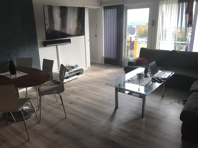 big fully furnished  2 rooms apartment.