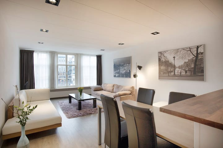 Modern, Light and Spacious APT || City Centre! - Amsterdam - Flat