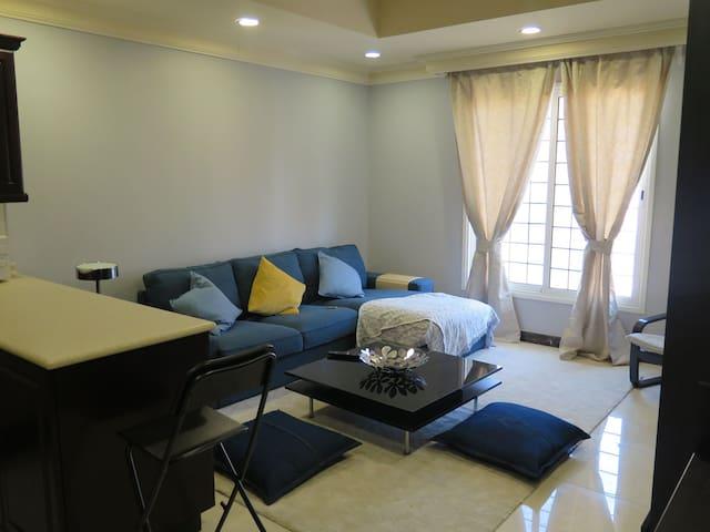 Elegant & Modern flat in  Dammam Corniche