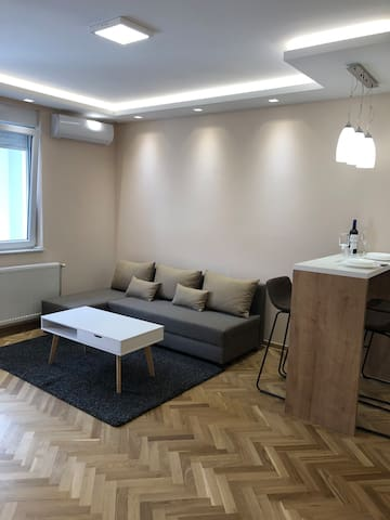 Lux apartment Novi Sad