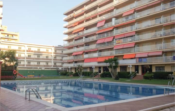 Awesome home in Malgrat de Mar with 3 Bedrooms