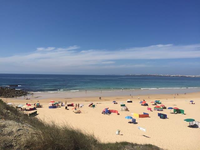 Small apartment at Praia da Consolação/Supertubos