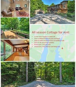 Luxurious Cottage Retreat Near Balsam Lake