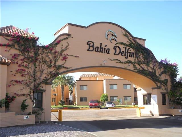 Bahia Delfin #118 - Guaymas - Apartment